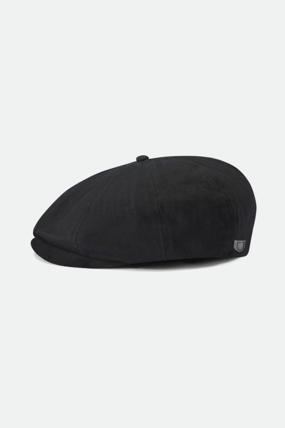 Brood Snap Cap 'Brixton' Black