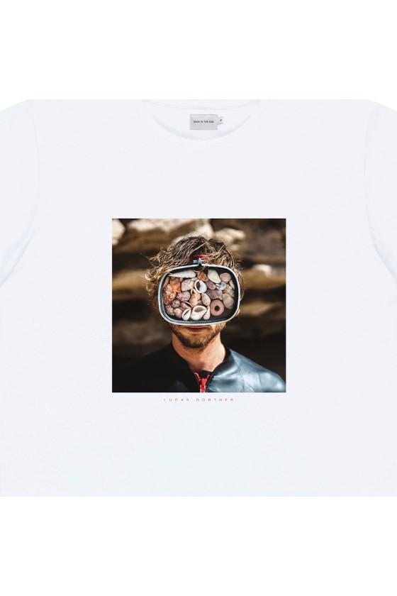 T-Shirt - Mask - Bask In The Sun